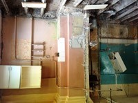 Демонтаж электрической попроводки Северск